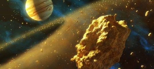 В космосе нашли золотой астероид.jpg